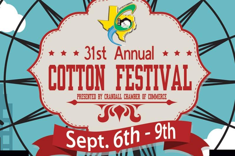 2018 Crandall Cotton Festival