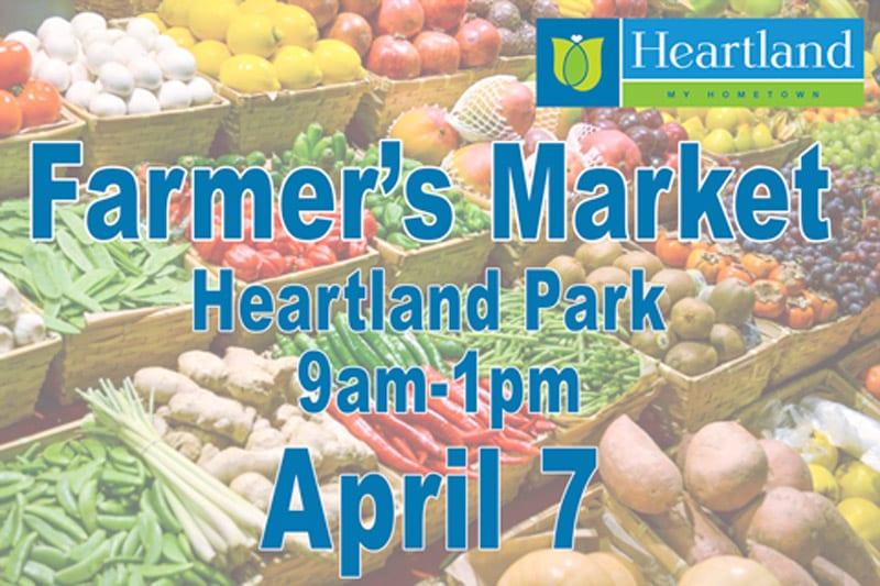 Heartland Farmer's Market – April