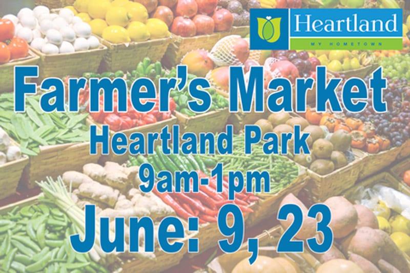 Heartland Farmer's Market – June