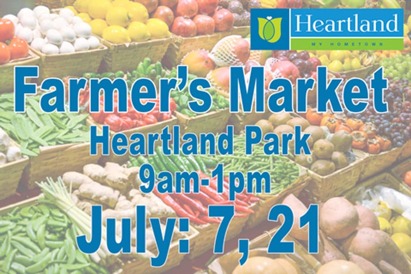 Heartland Farmer's Market – July