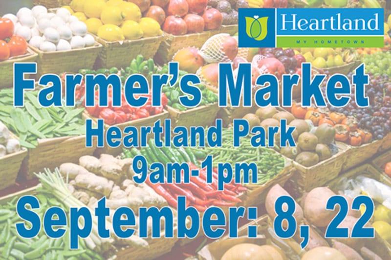 Heartland Farmer's Market – September