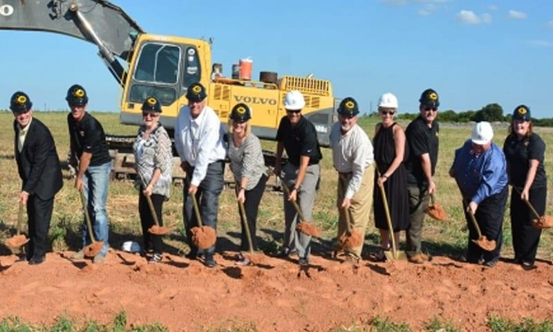 Crandall ISD Breaks Ground on New Elementary School in Heartland