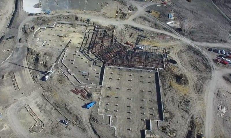 Hollis T. Dietz Elementary School Construction Update