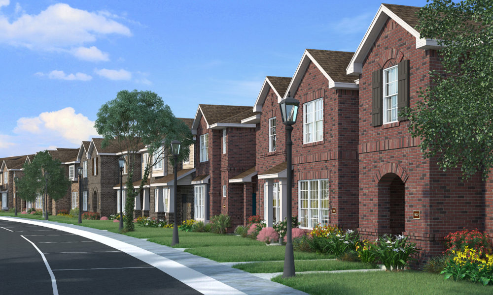Townhomes Are Coming to Heartland!