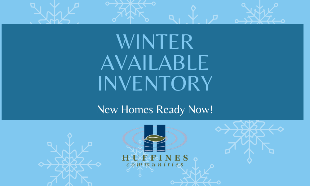 Winter Welcome Your New Home!